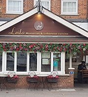 Leila Moroccan and Lebanese Restaurant
