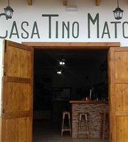 Restaurante El Luchador, Casa Tino Matoso