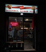 Istanbul Kebap Pizza