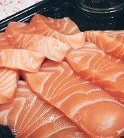 Sobeuseu With Salmon