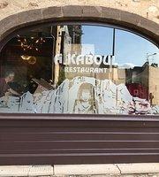 A Kaboul Restaurant