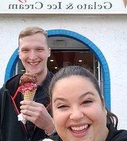 Chantilly Ice Cream