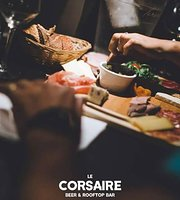 Le Corsaire Beer & Rooftop bar