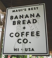 Maui's Best Coffee + Banana Bread
