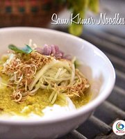 Sam Khmer Noodles - Nom Banh Chok