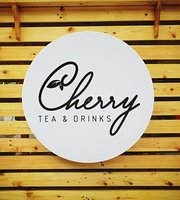 Cherry Tea & Drink