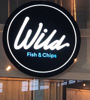 Wild fish and chips