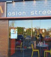 Lana Raheen Asian Street Food