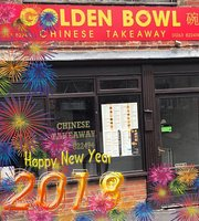 Golden bowl chinese take away