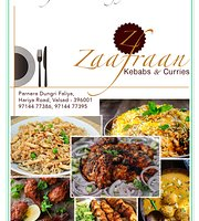 Zaafraan Kebabs & Curries