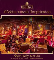 Beirut - Mediterranean Kitchen & Lounge