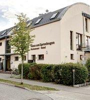 Haus am Spreebogen, Restaurant