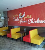 Mr rooster piri piri