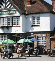 The Green Man Pub