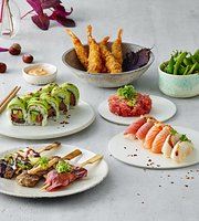 Letz Sushi Guldsmedgade