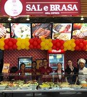 Sal e Brasa Grill Express Shopping da Bahia