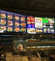 Burger Broiler