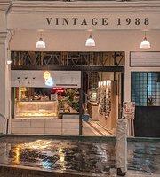 Vintage 1988 Cafe