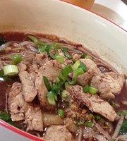 Lemongrass thai street food