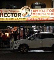 Tortas Ahogadas Hector