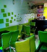 Green Graple ice cream parlour