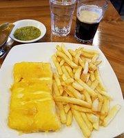 Halibut 'N' Malt Fish & Chips
