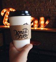 DONUT BAR COFFEE
