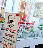 Bundi's Coffee comforts