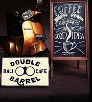 Double Barrel Cafe.