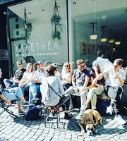 KAFETHEA, coffeebar & vegan bakery