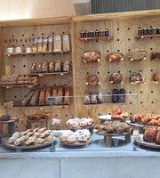 Masa Panaderia, Cafe