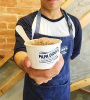 Papa Diddi's Handcrafted Ice Cream