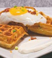 Waffles, INCaffeinated, Fifth Ave.