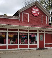 Red and White Cafe