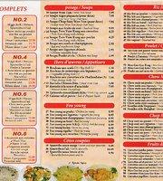 Aux Sept Bonheurs Restaurant