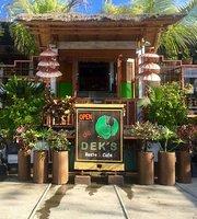 de DEK'S Resto & Cafe