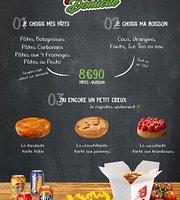 Pasta Domicile