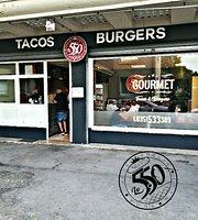 Le 5.50 Burger Tacos