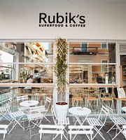 Rubik's Superfood & Coffee
