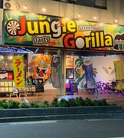 Dining Bar Jungle Gorilla