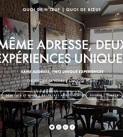 Resto Café Quoi de N'Oeuf