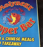 Molyneux Supper Bar