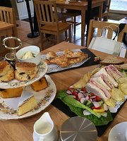 Elmham Tea Post
