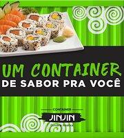Jinjin & Montana Burger - Container