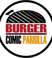 Burger Comic Parrilla Marinilla