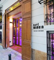 Cafe Madrid - Valencia