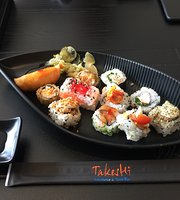 Takeshi Sushi Bar e Temakeria
