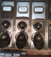 Kavárna a pražírna kávy Hrunek Vimperk
