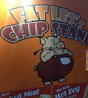 Fat Les's Chip Stand