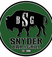 Snyder Bar and Grill